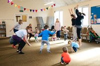 Jumping Beans toddler dance group